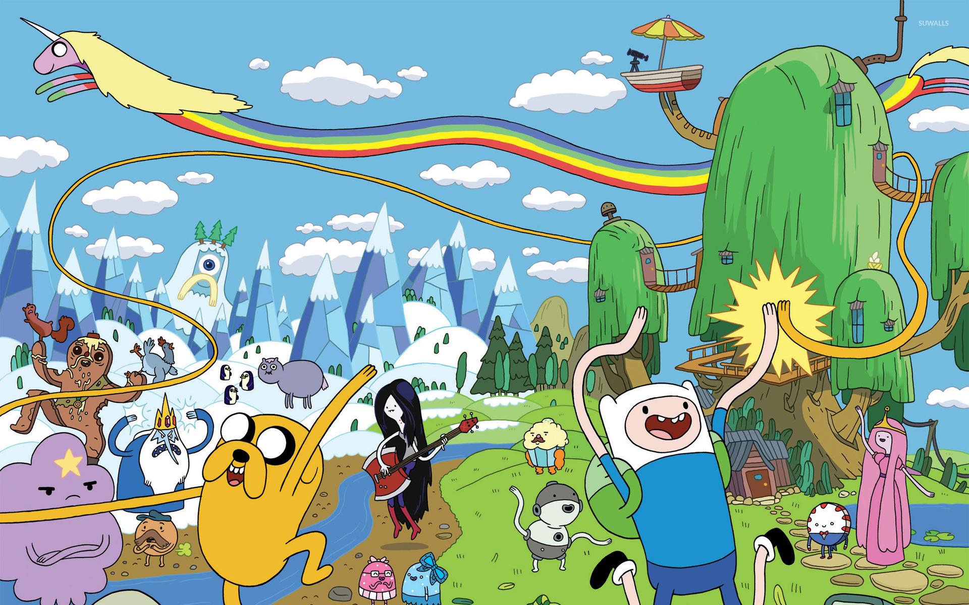 Adventure Time 1920x1200