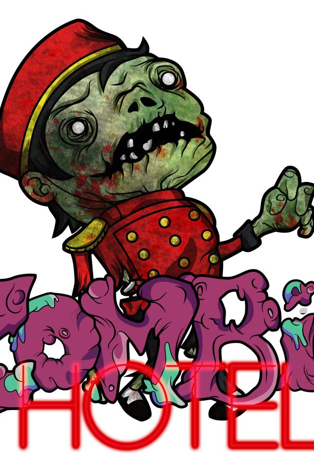 Zombie Thanksgiving Wallpaper - WallpaperSafari