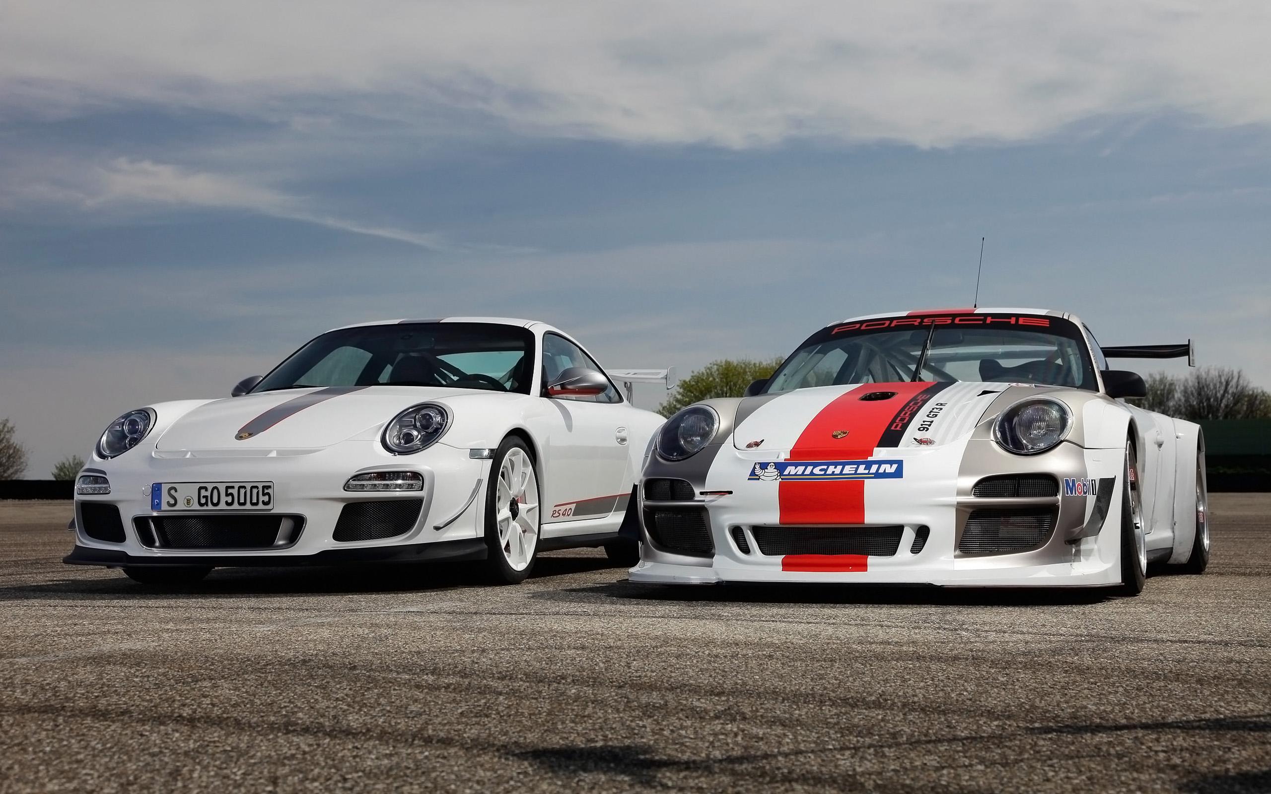 2011 Porsche 911 GT3 RS 40   GT3 R   1   2560x1600 2560x1600