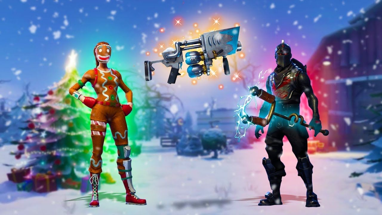 CHRISTMAS UPDATE NEW WEAPON SKINS DANCES MORE Fortnite 1280x720