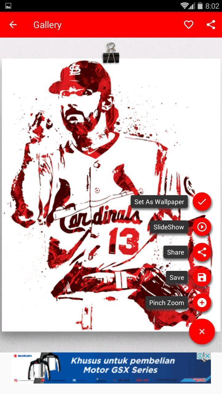 Matt Carpenter Wallpaper MLB for Android   APK Download 720x1280