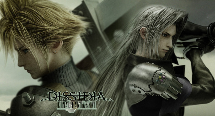 Cloud Sephiroth Wallpaper Cloud and sephiroth by kinly 900x487