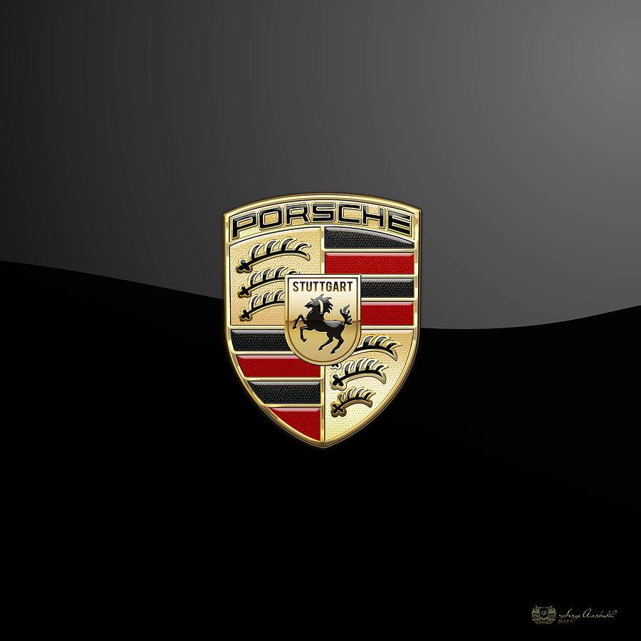 Porsche Emblem Images wwwimgkidcom   The Image Kid Has It 900x900