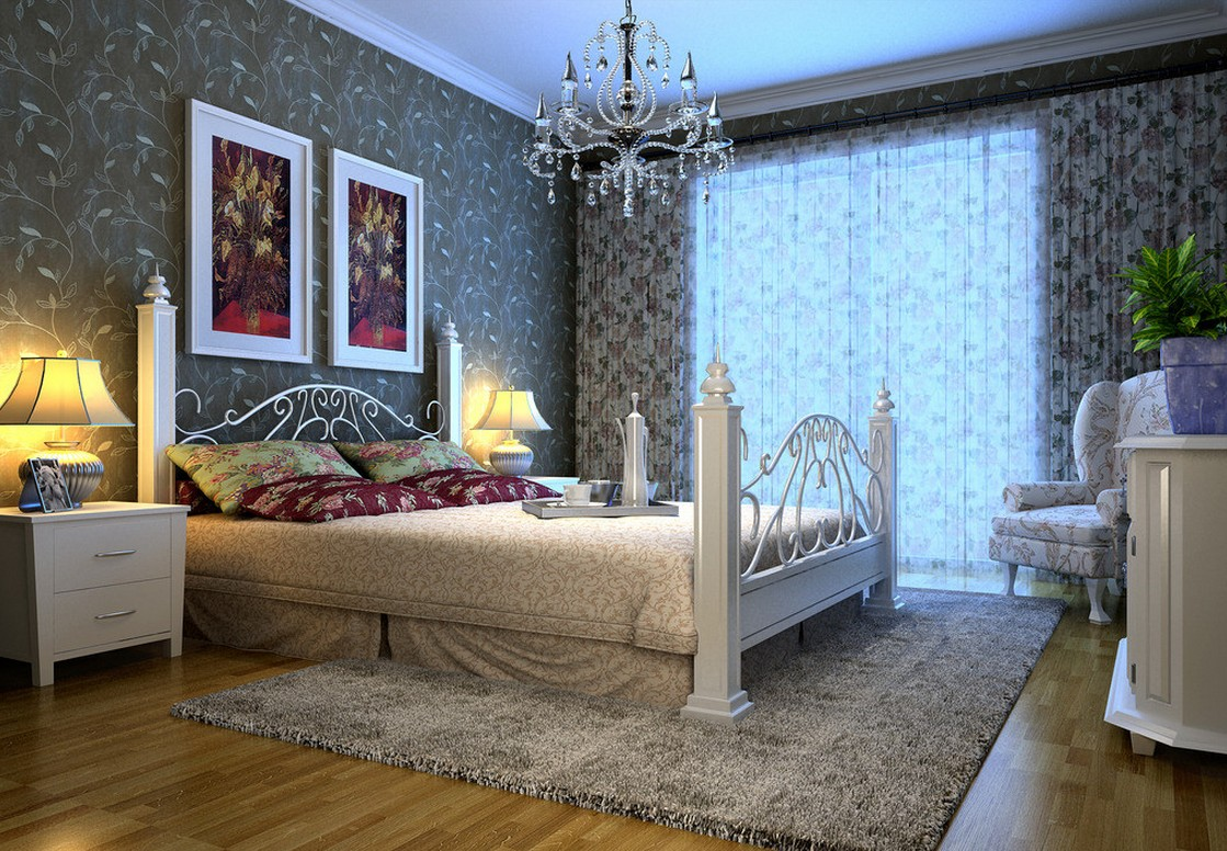 Elegant Wallpaper For Bedroom Wallpapersafari