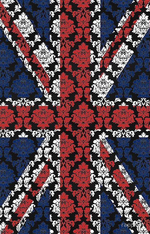 Wallpaper Black UK iPhone 6   Snap 513x800