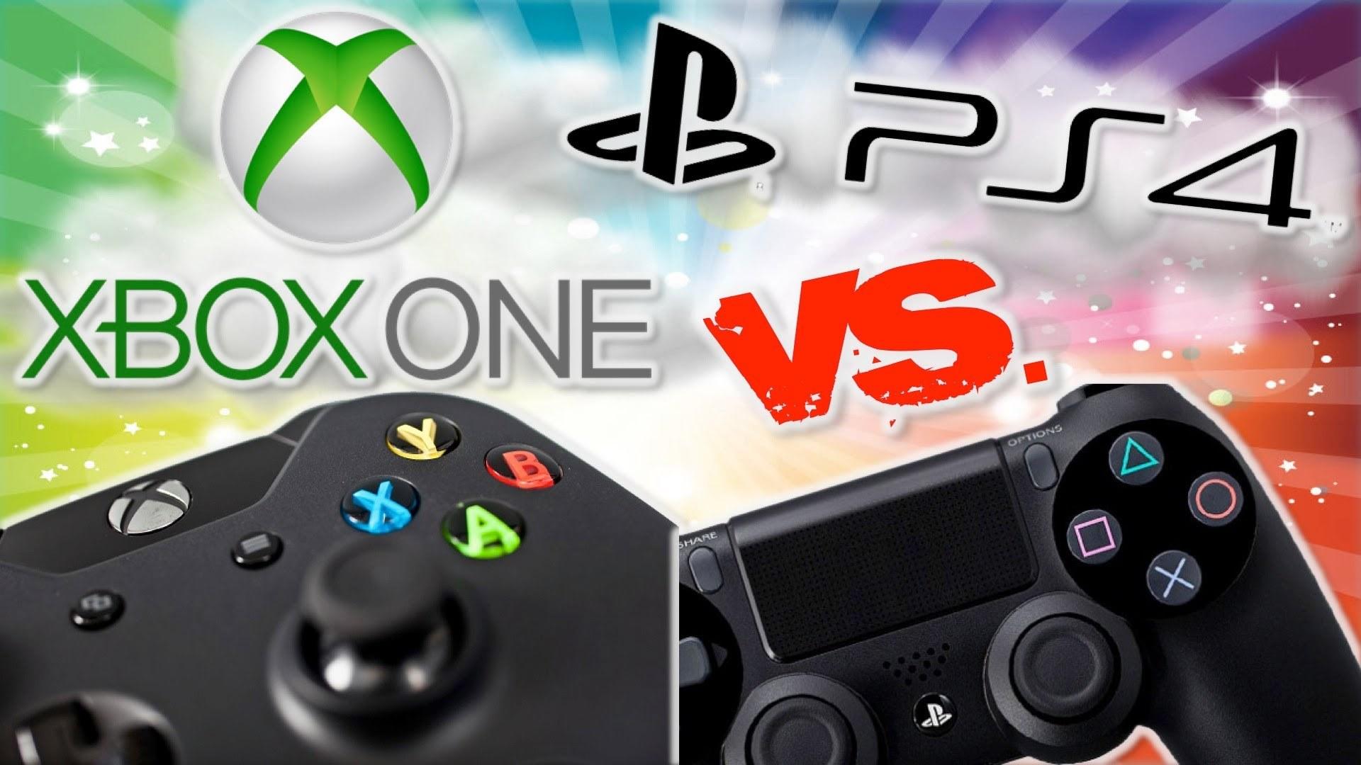 Xbox One Wallpaper 1080p 142 1080p Ps4 vs Xbox One 1 1920x1080