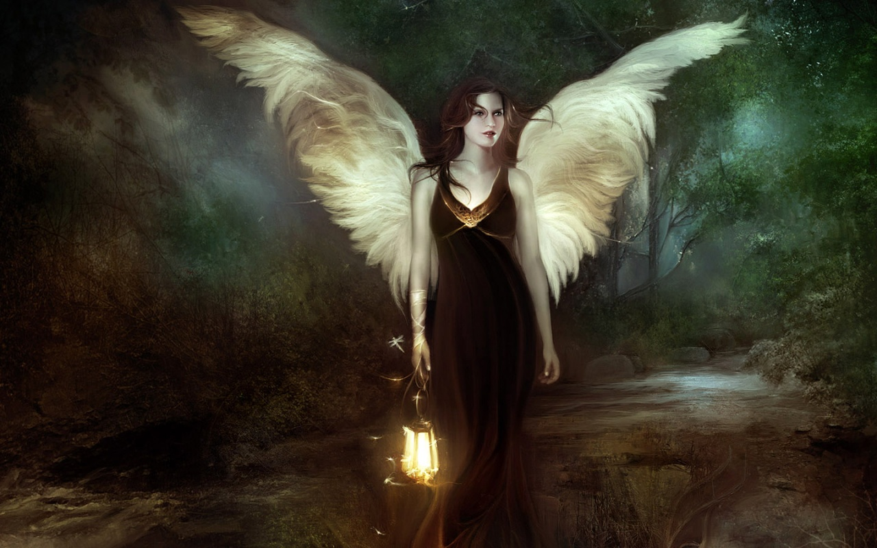 Angel Wallpapers HD Download Wallpaper DaWallpaperz 1280x800