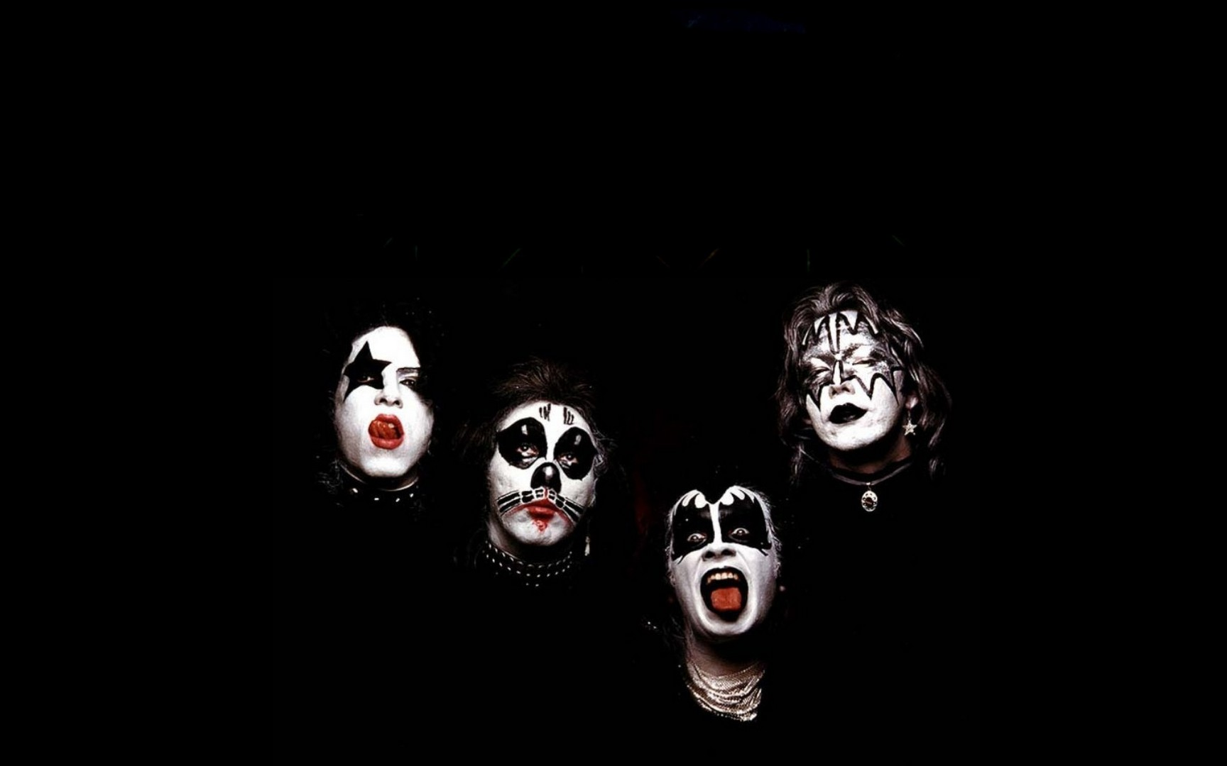 Pics Photos   Rock Band Wallpapers Kiss 1728x1080