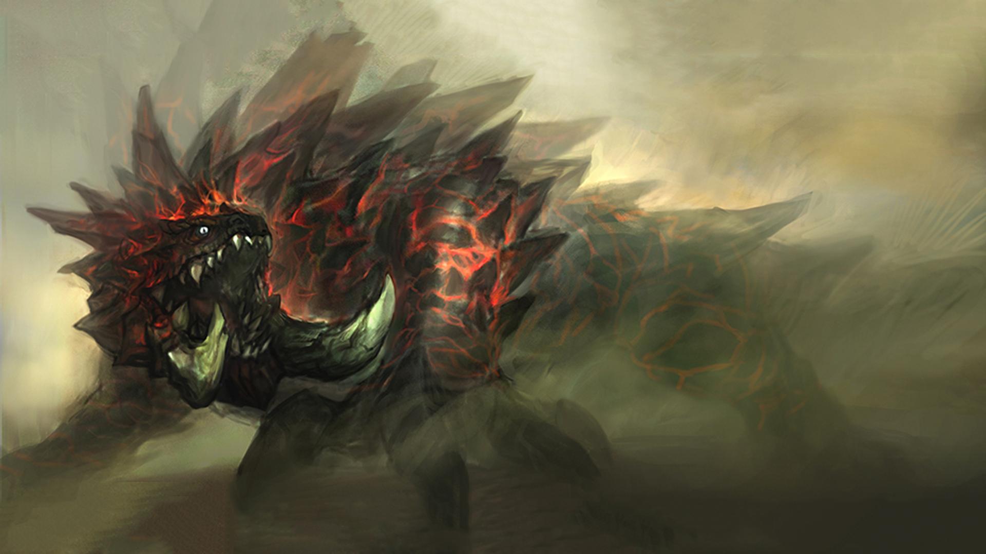 Monster Hunter Wallpapers - WallpaperSafari