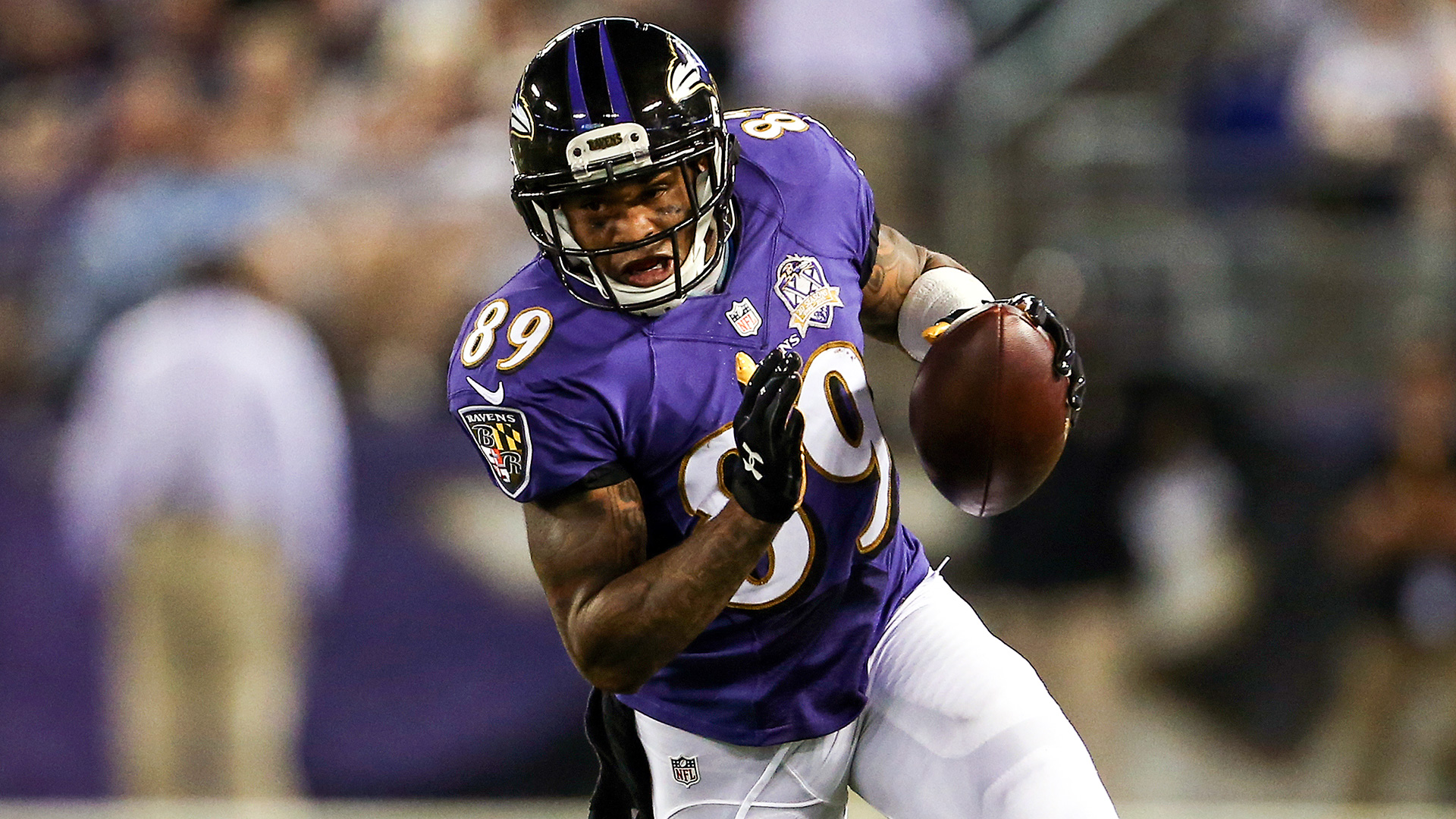 Steve Smiths young legs brings Ravens back with 50 yard 1920x1080
