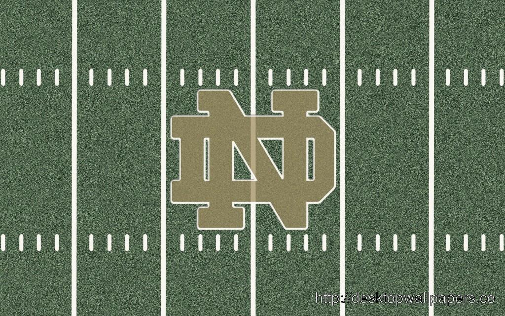 Notre Dame Football Wallpaper 1024x640