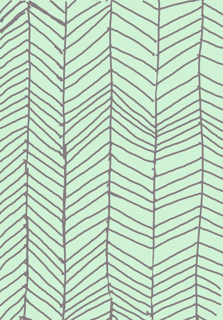 Mint Green and Grey Chevron phone background I made AdorePics 759x1091