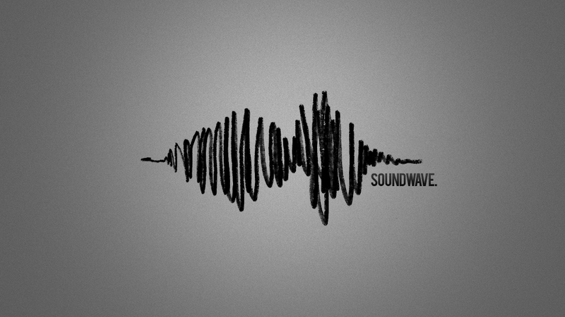 soundwaves sound wave plain 1920x1080 wall Abstract Waves HD Wallpaper 800x450