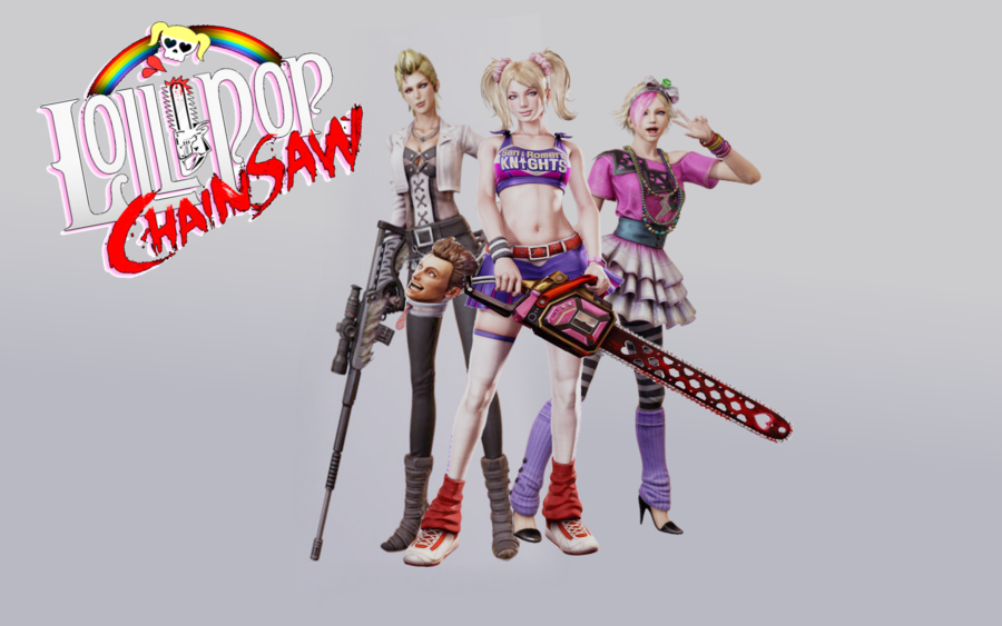 Lollipop Chainsaw Wallpaper 2560x1600 Picture Pictures 900x563
