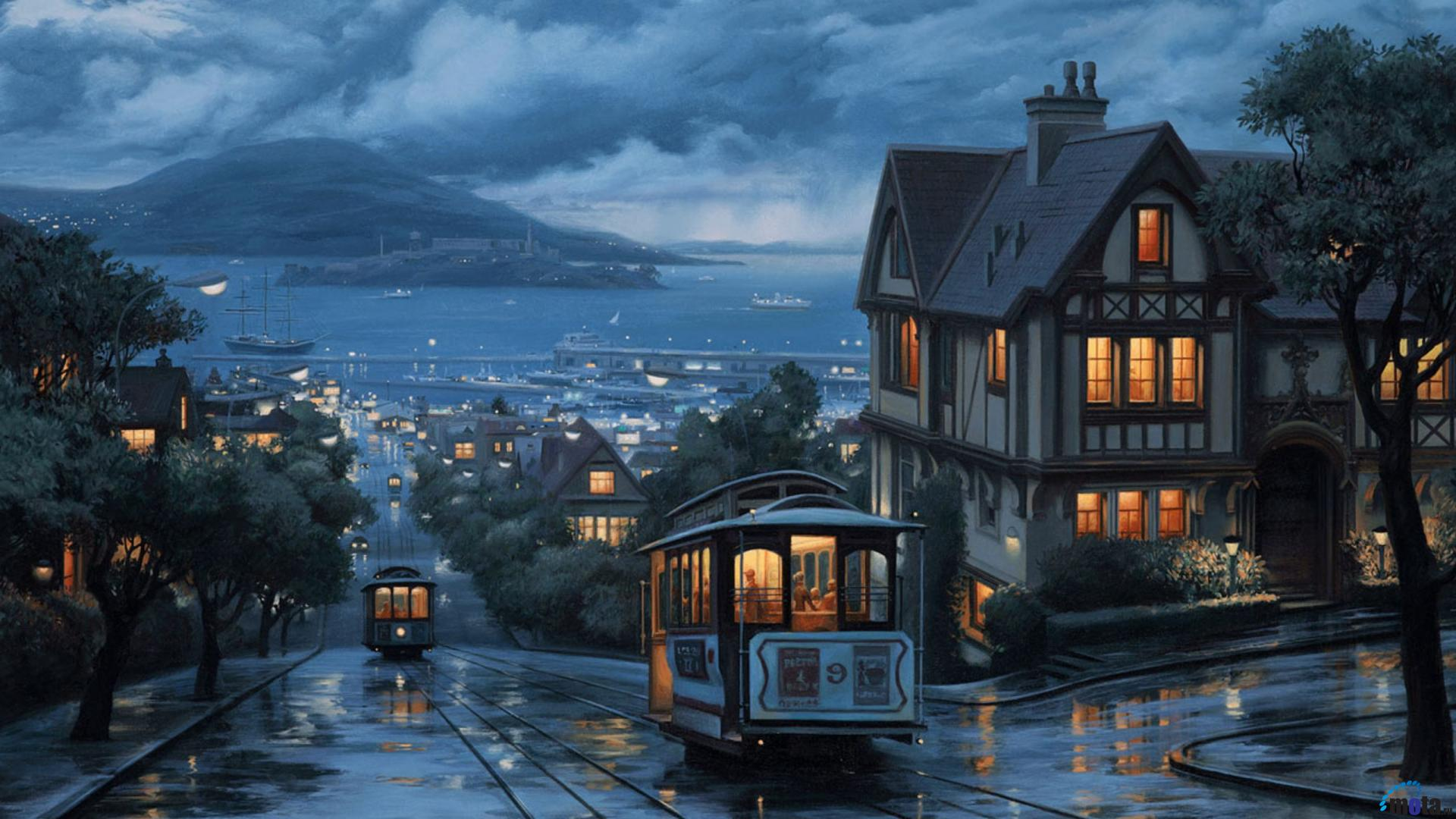 47 San Francisco Wallpapers And Screensavers On