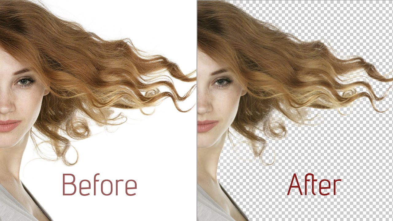 How to remove background with Photoshop CC 2015 1280x720