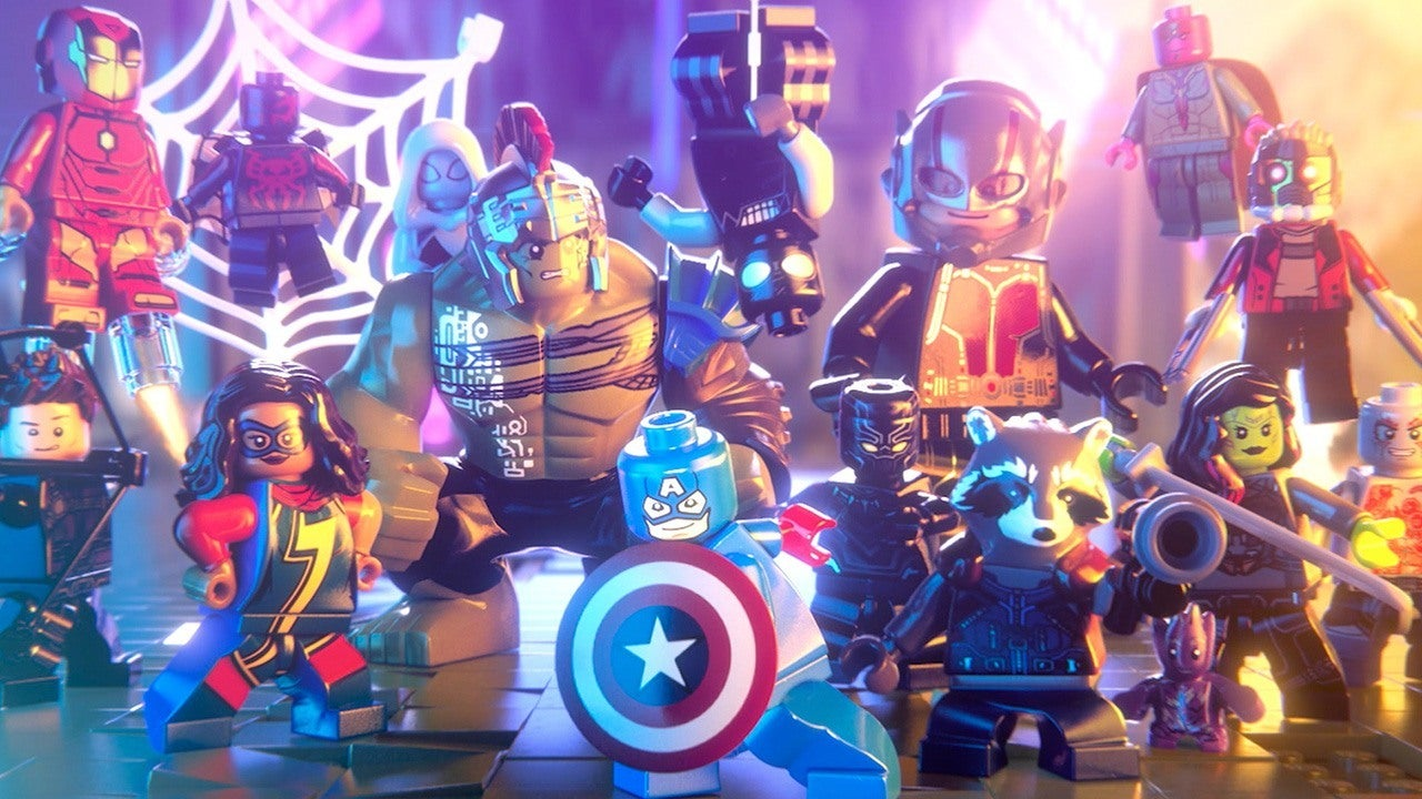 LEGO Marvel Superheroes 2 Review   IGN 1280x720
