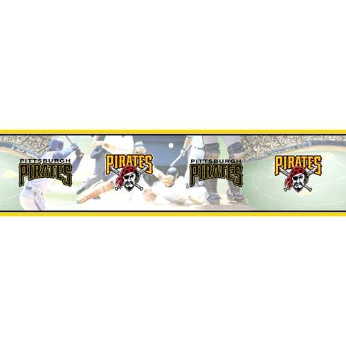 Pittsburgh Pirates MLB Wall Border 500x500