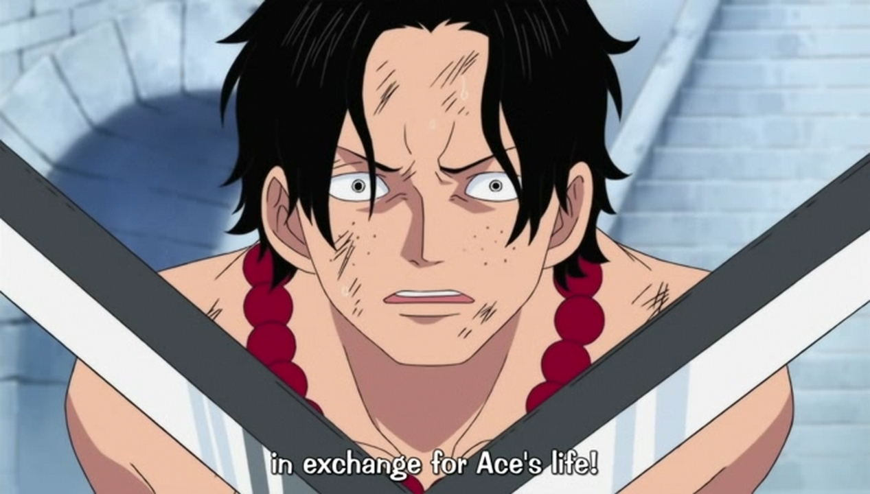 One Piece Ace Wallpaper - WallpaperSafari