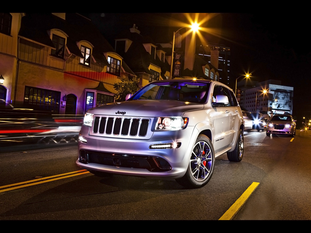 Group of Jeep Cherokee SRT8 wallpaper hd wallpapers background 1280x960