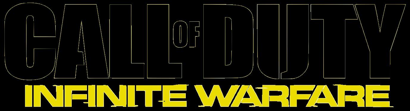 FileCall of Duty Infinite Warfare Game logosvg   Wikimedia Commons 1377x375