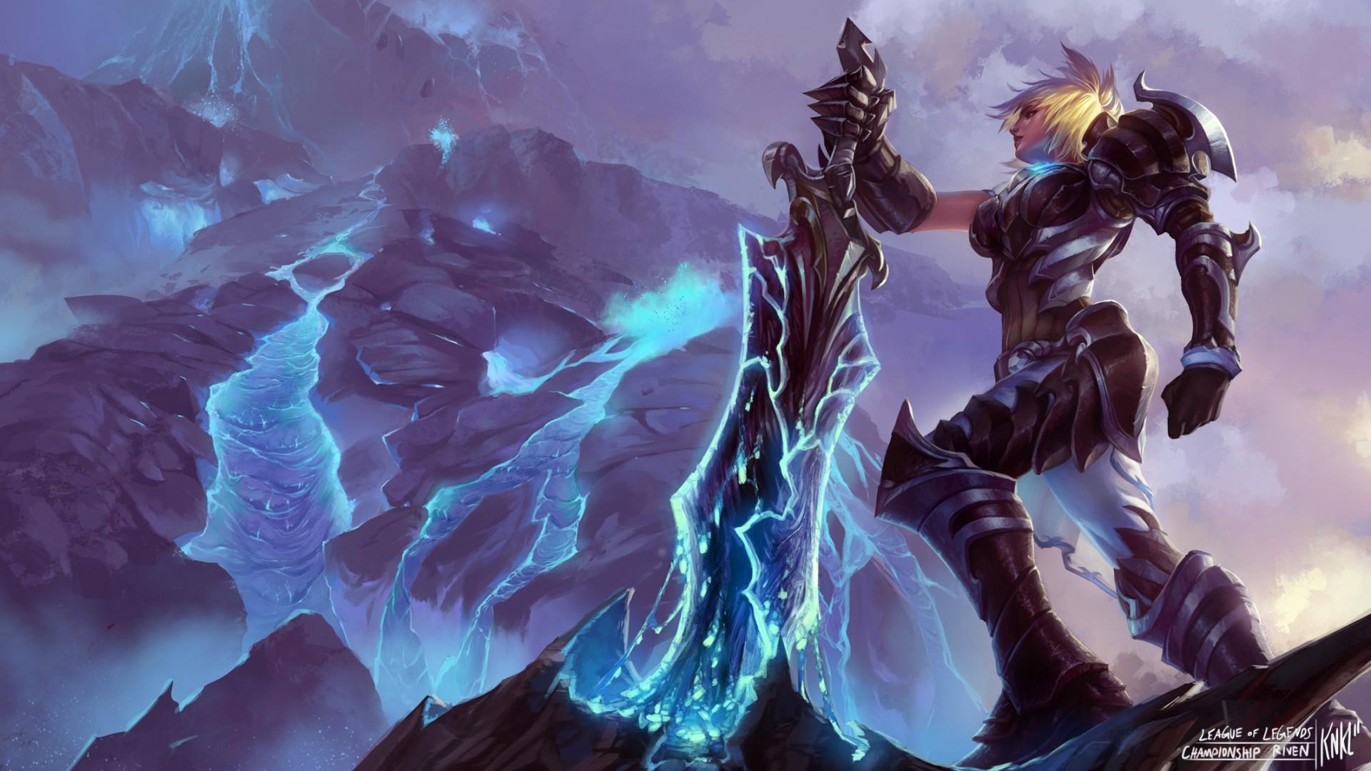 Irelia League Of Legends HD Wallpapers Backgrounds