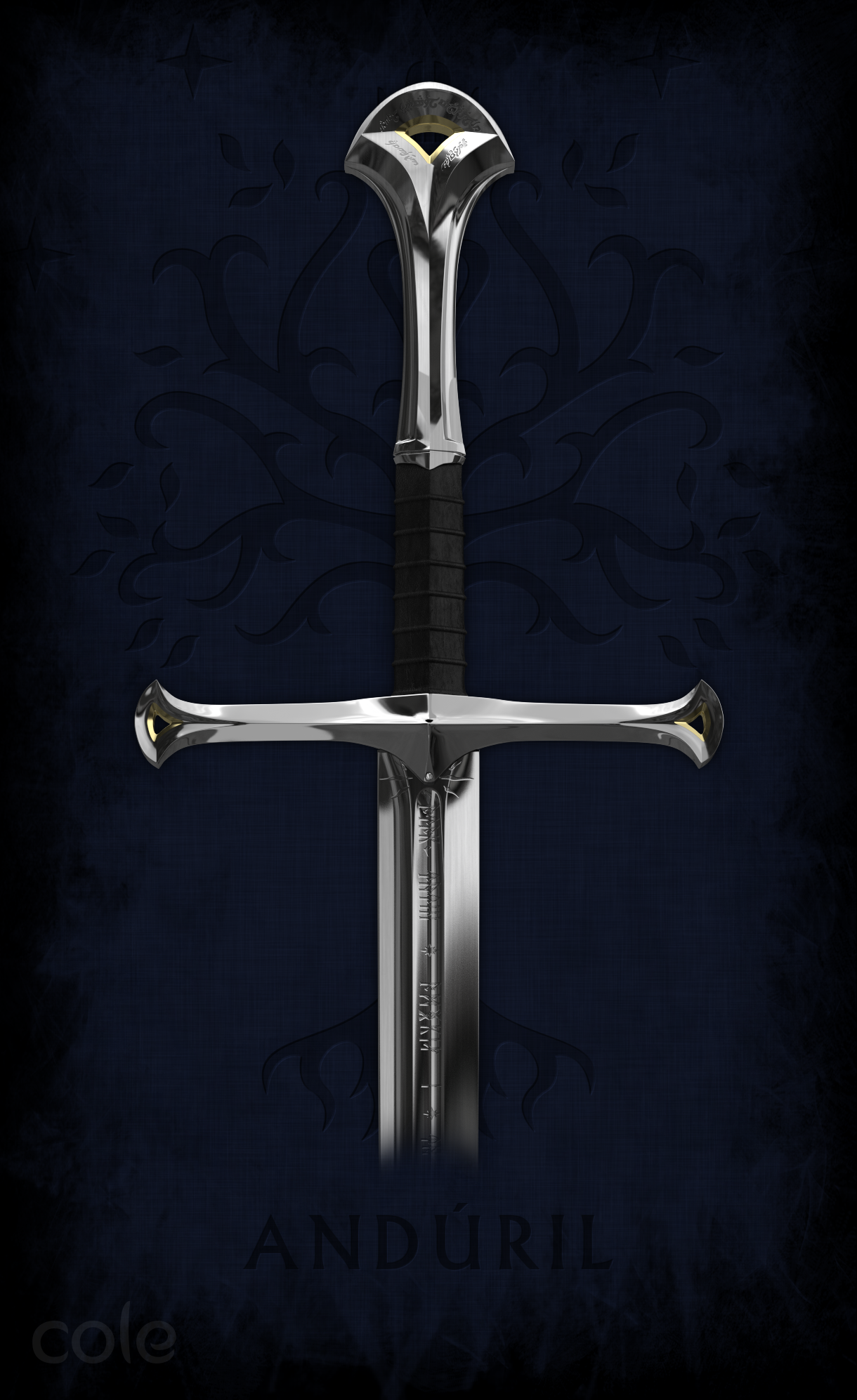 Weapons of Middle Earth 1220x1994