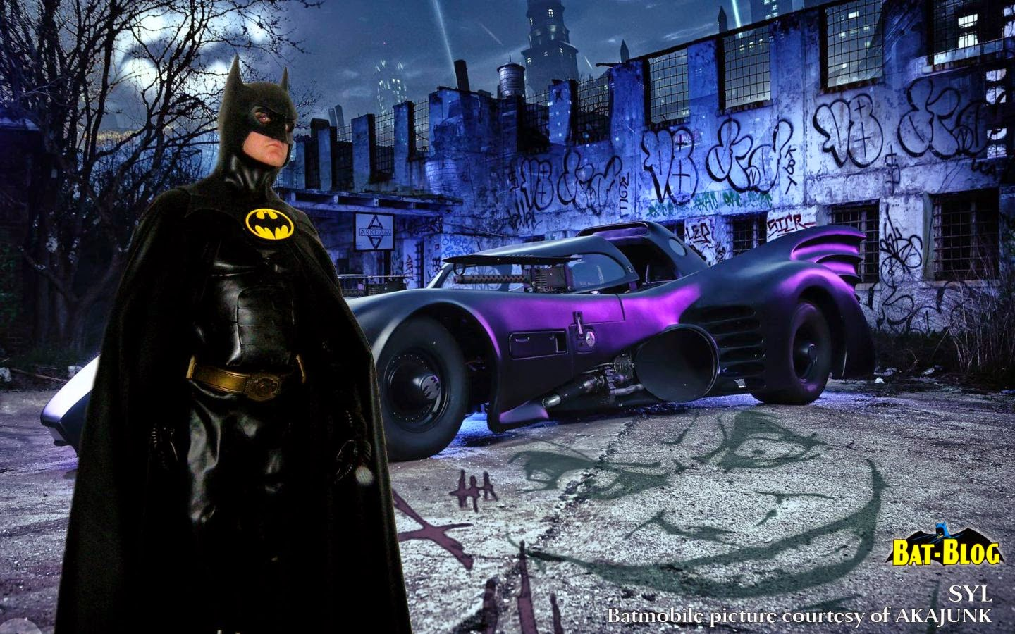 and COLLECTIBLES BATMAN and JOKER HALLOWEEN Holiday Wallpapers 1440x900