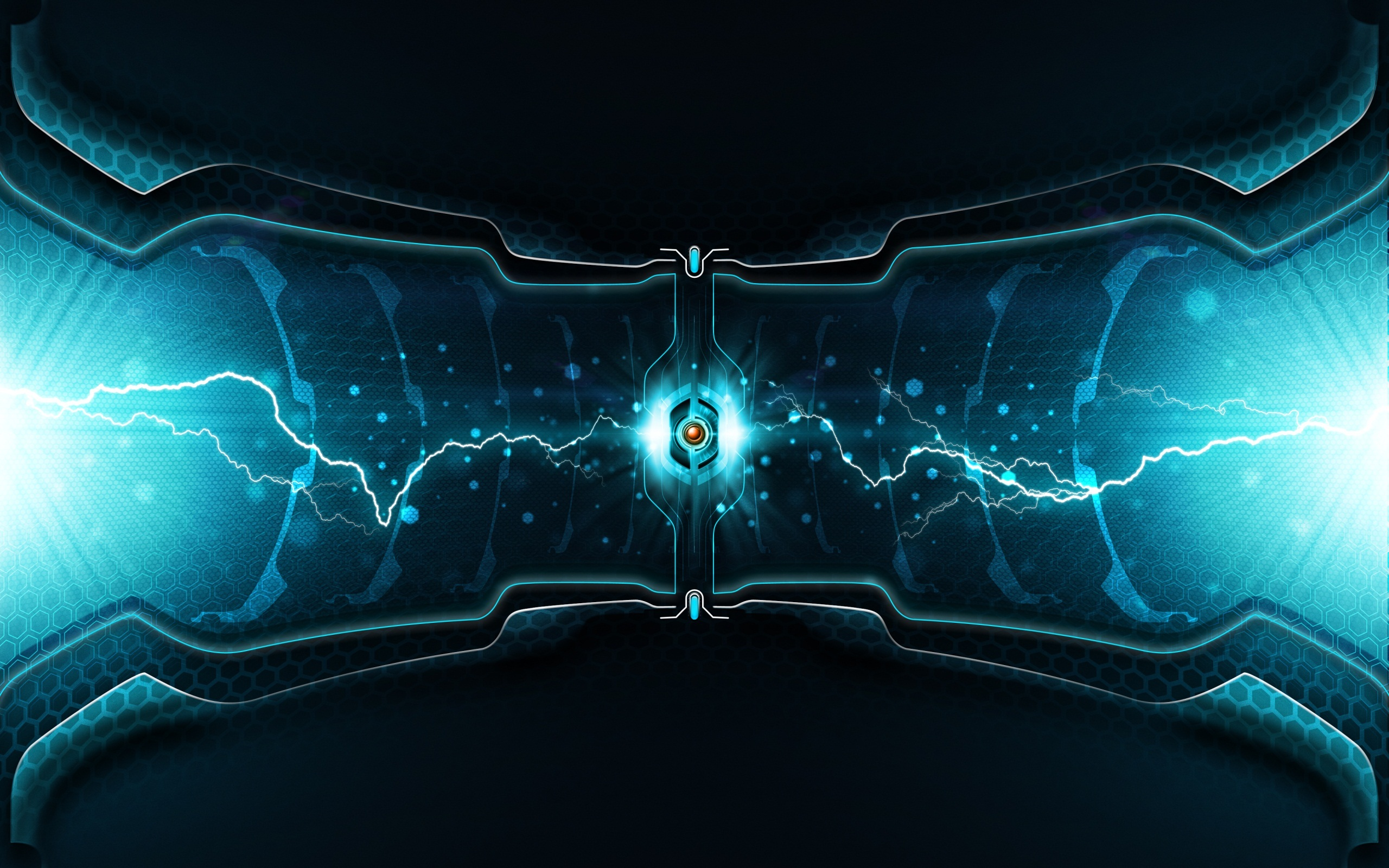 Cool Tech Backgrounds 2560x1600