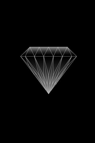 Diamond Wallpaper Tumblr Diamond iphone 4 wallpaper by 400x600
