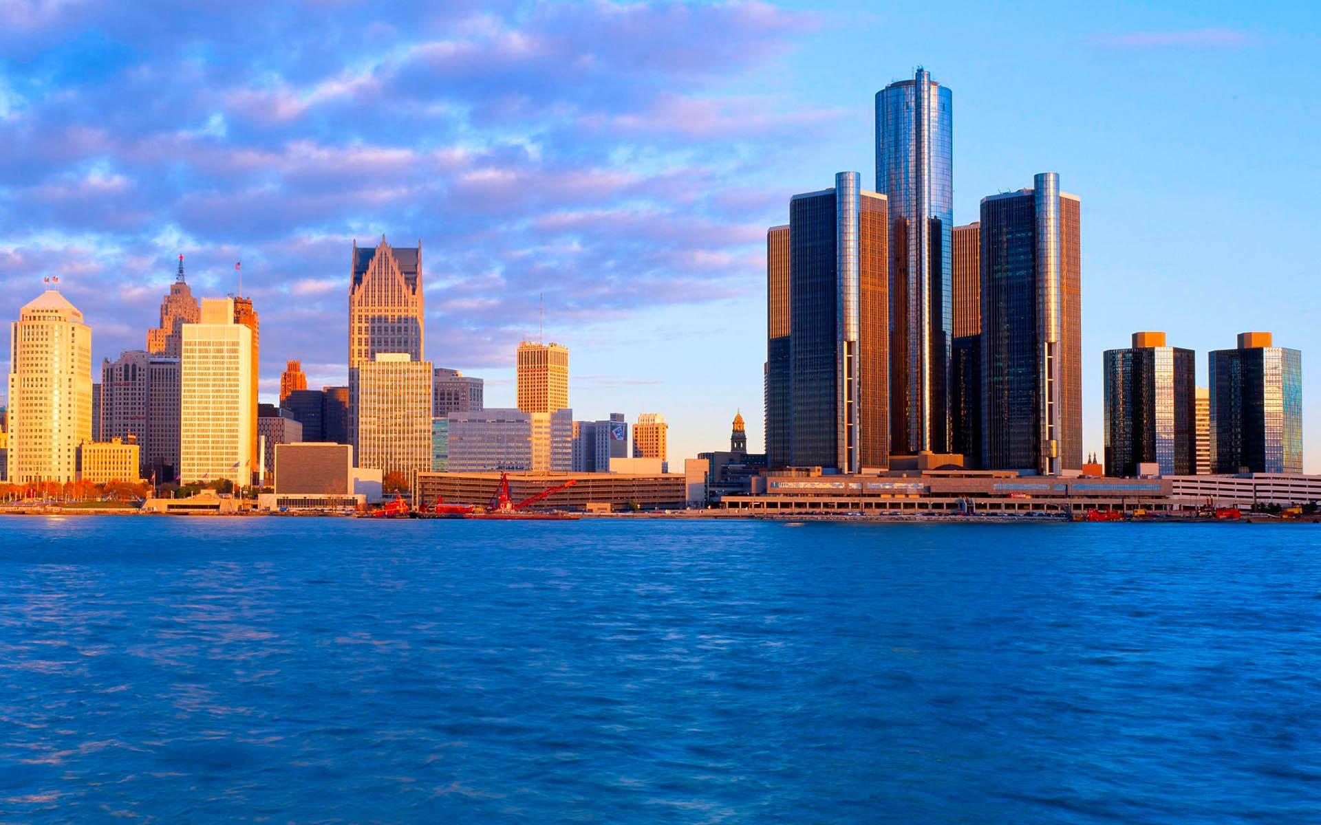 Detroit Wallpaper 5408 1920x1200px 1920x1200