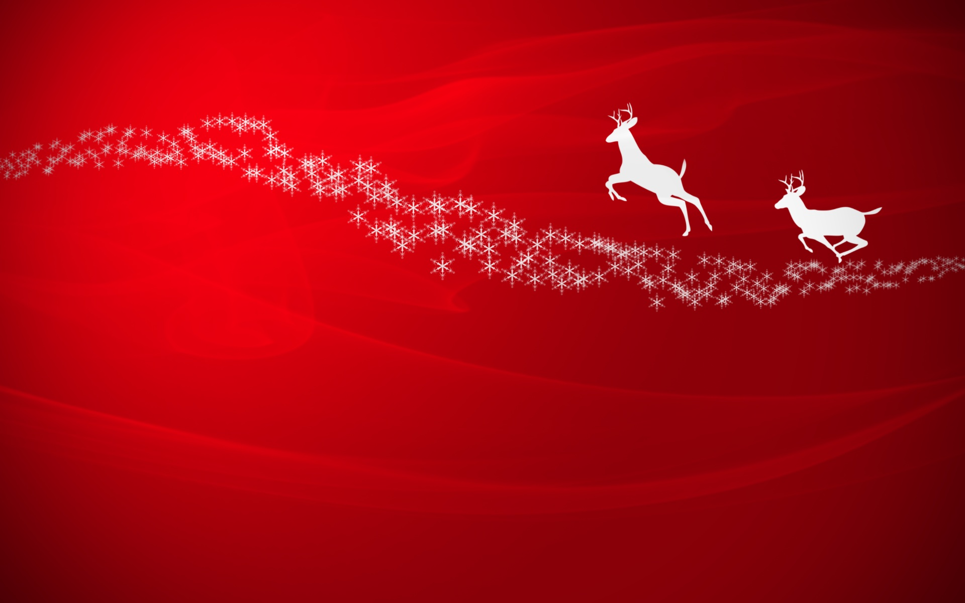 Windows 7 Christmas Theme wallpaper 1920x1200