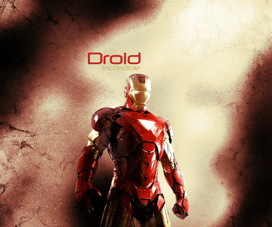 anDroid Iron Man wallpaper by Dafoose 900x750