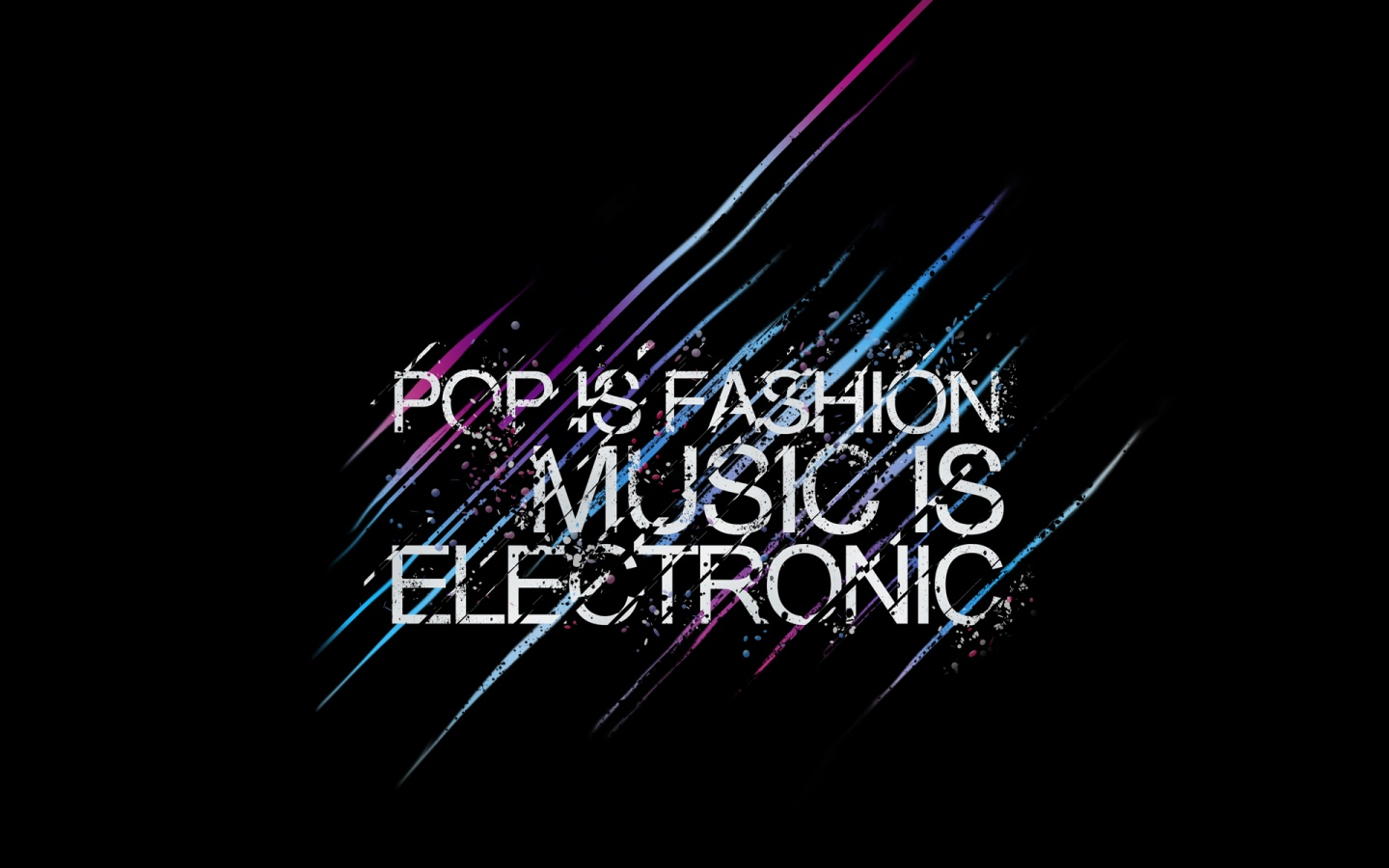1440x900 Electro Power wallpaper music and dance wallpapers 1440x900