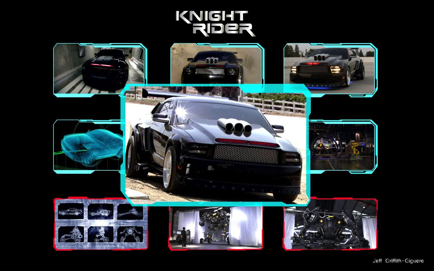 Knight Rider Wallpapers 1680x1050