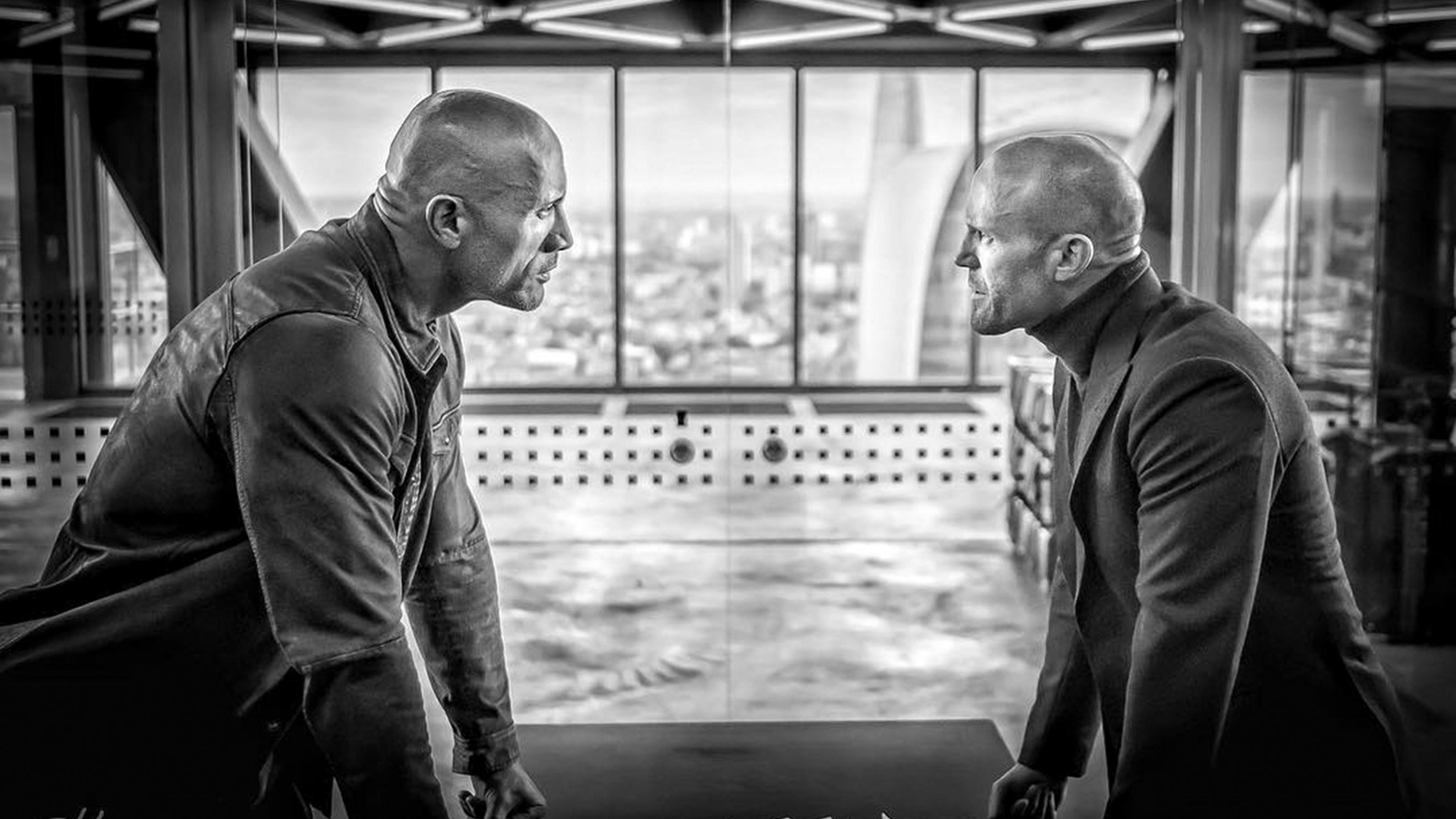 Fast And Furious Presents Hobbs And Shaw Background Wallpapers 3840x2160
