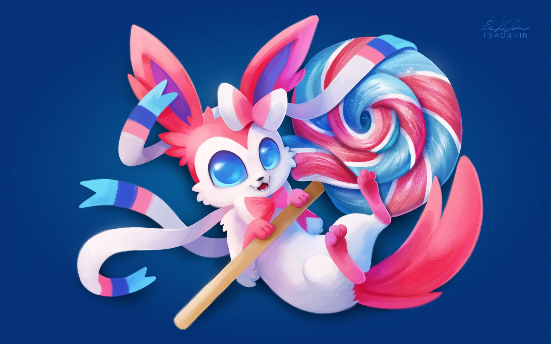 15 Sylveon Pokmon HD Wallpapers Background Images   Wallpaper 1920x1200