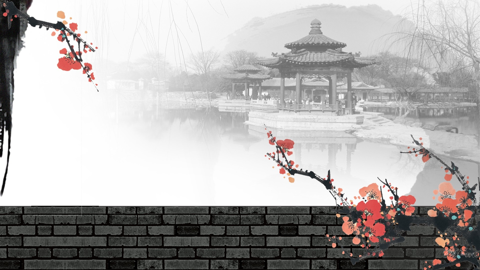 HD Chinese Wallpapers 1920x1080