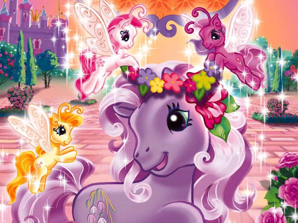 Free Download My Little Pony Wallpaper Kawaii Wallpapers 1024x768