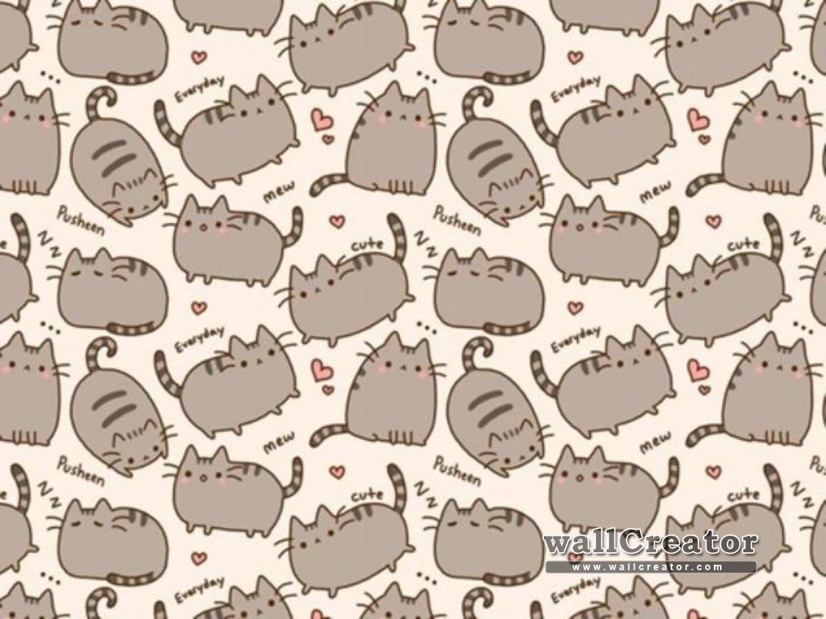 Pusheen The Cat Wallpapers