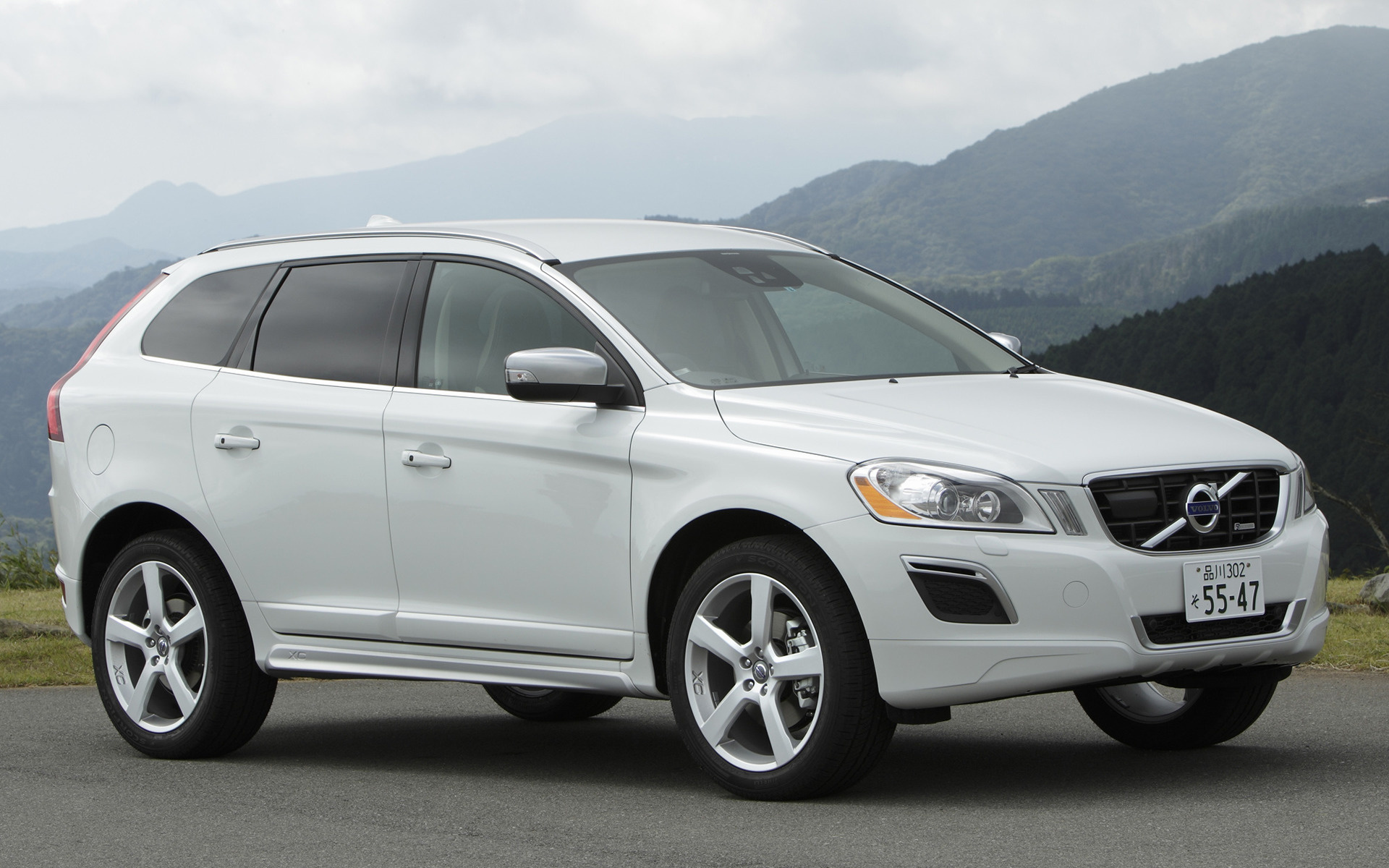 Volvo XC60 R Design 2009 JP Wallpapers and HD Images 1920x1200