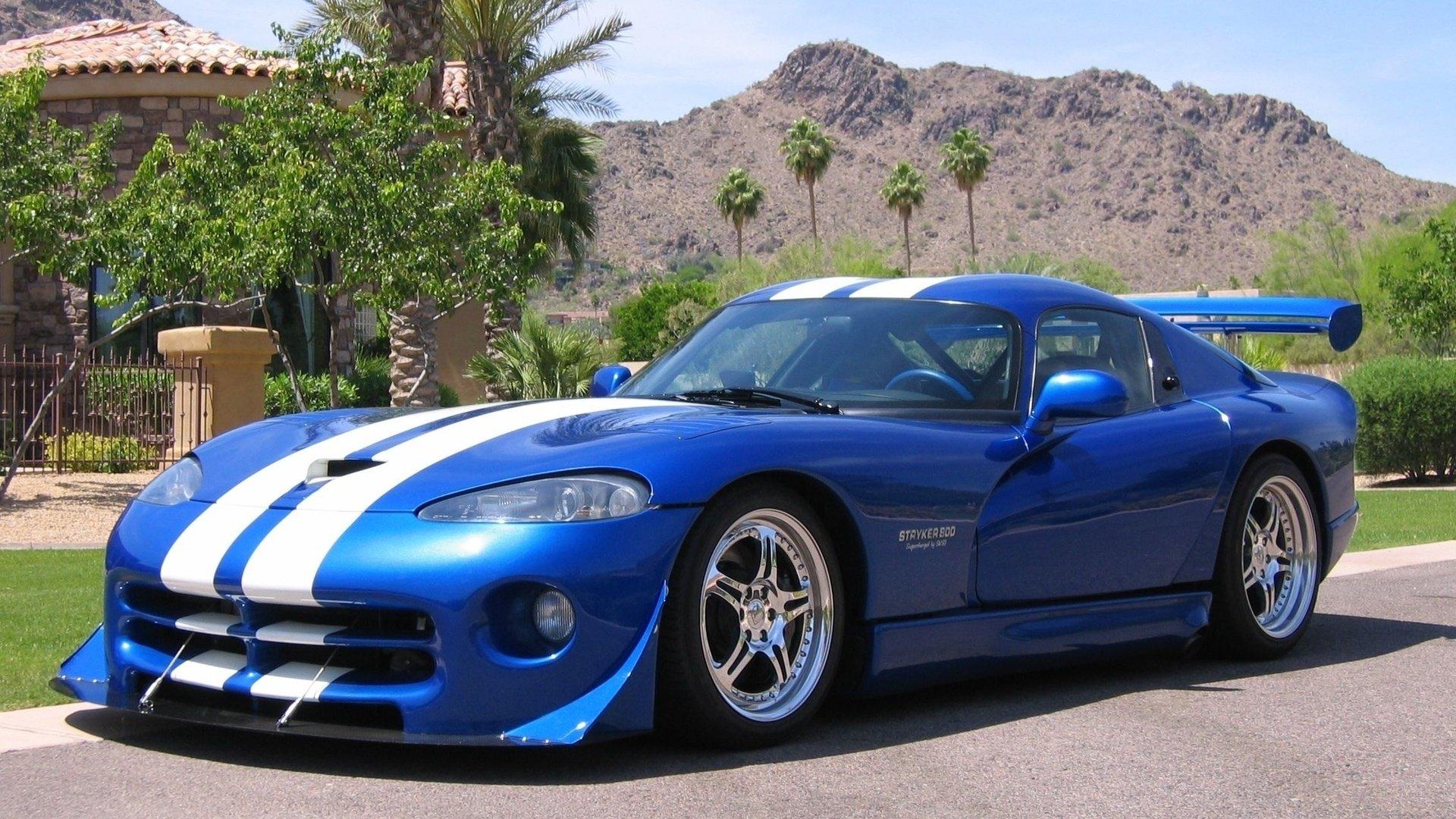 Wallpaper dodge viper gts tuning car cars dodge cars large