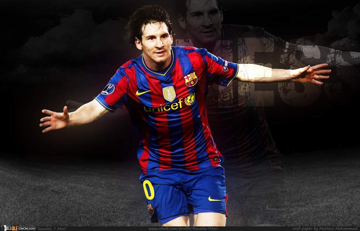 Lionel Messi Football Wallpapers HD wallpapers   Lionel Messi Football 1224x787