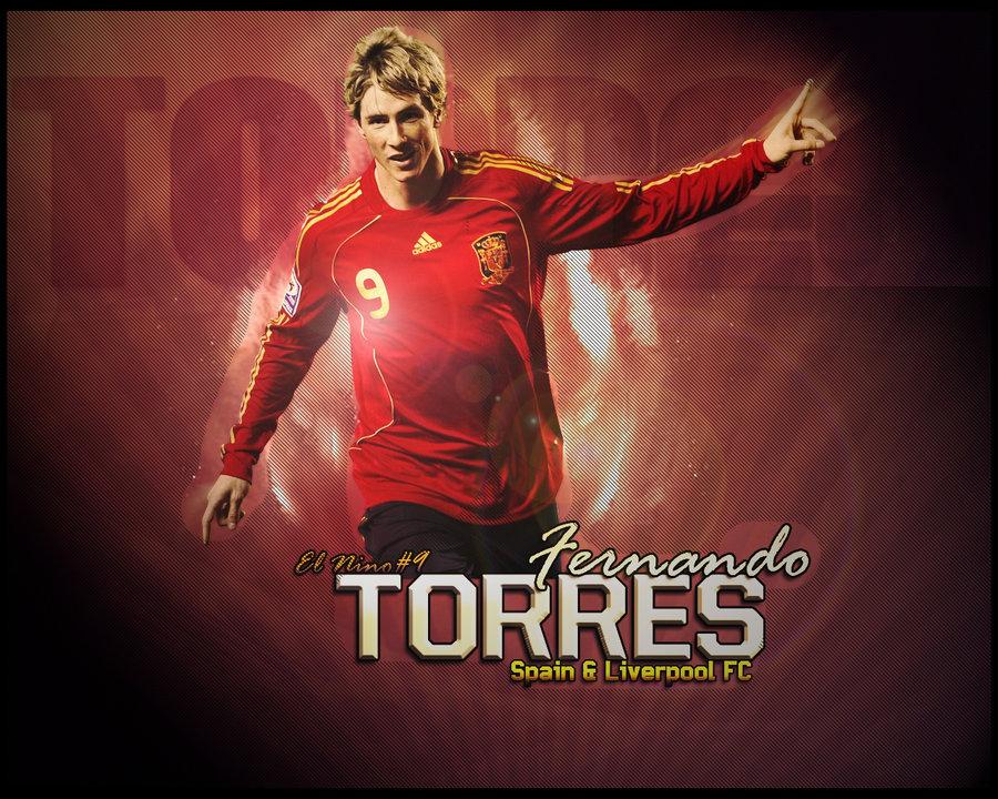 Fernando Torres HD Cool Wallpapers 2012 900x720