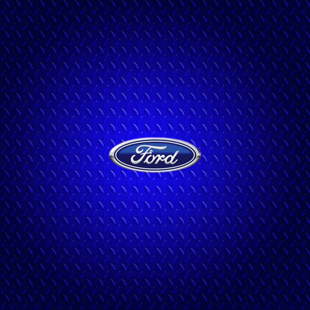 Cool Ford Logo Wallpapers 1024x1024