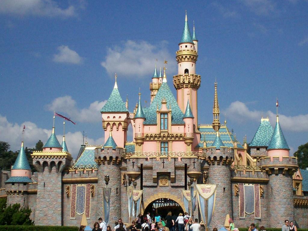 Disney Castle Wallpaper 755 Hd Wallpapers in Cartoons   Imagescicom 1024x768