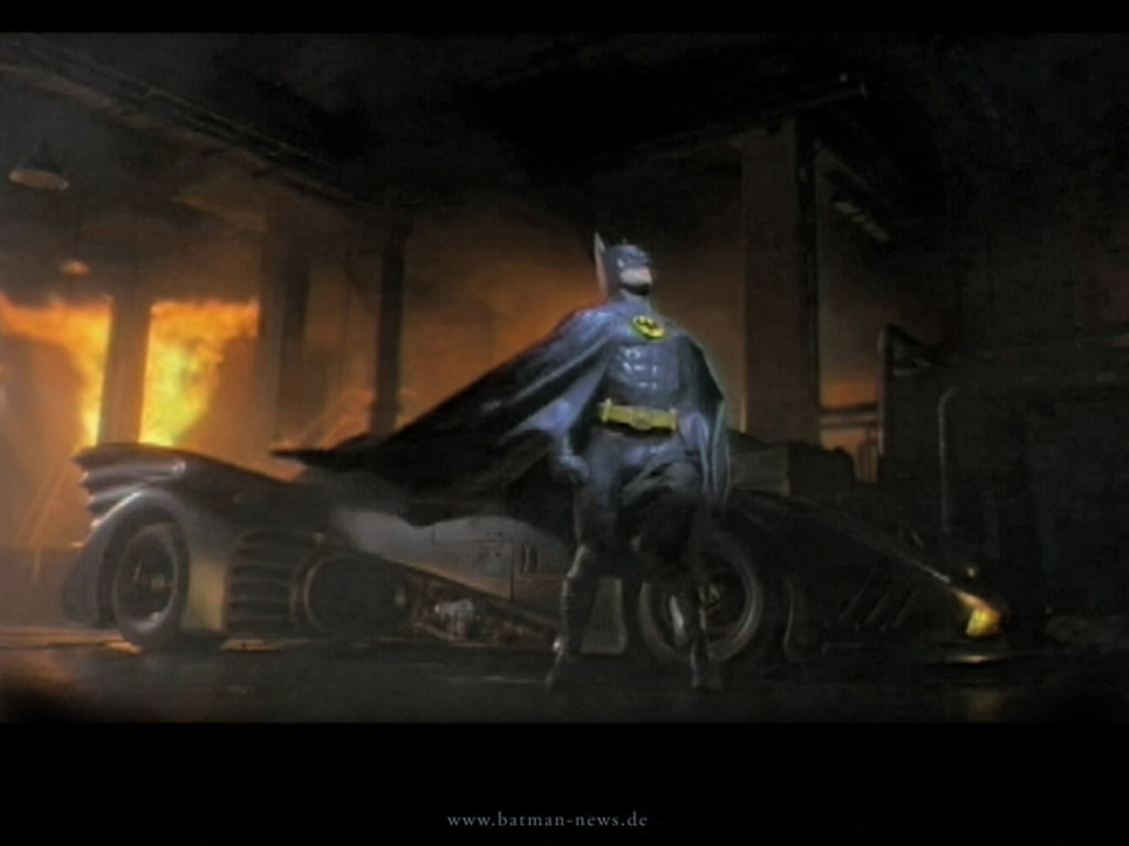 Batman desktop wallpaper Batman wallpapers 1024x768
