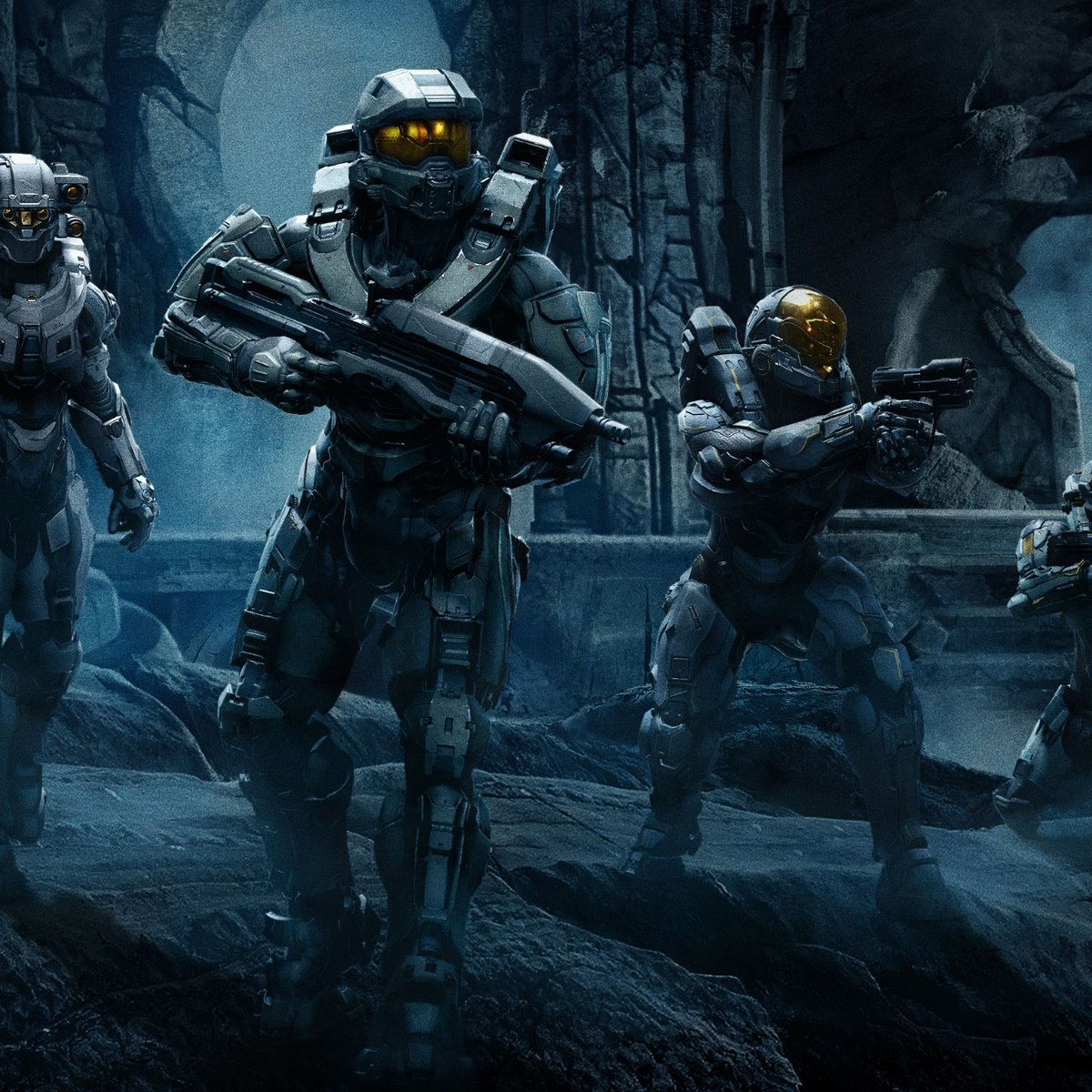 Halo Live Wallpaper: Halo 5 Official Wallpaper