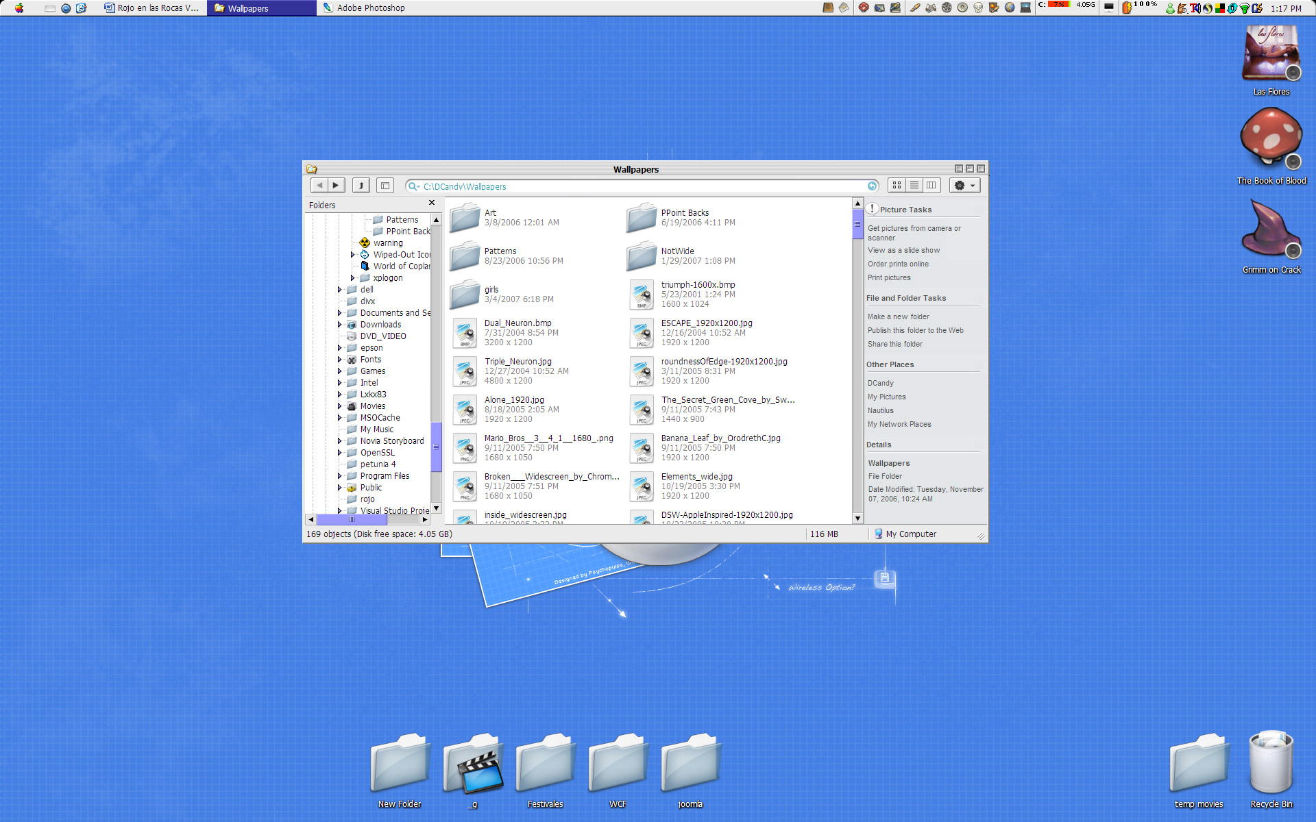 Classic Mac Os 9 by jrp on 1920x1200