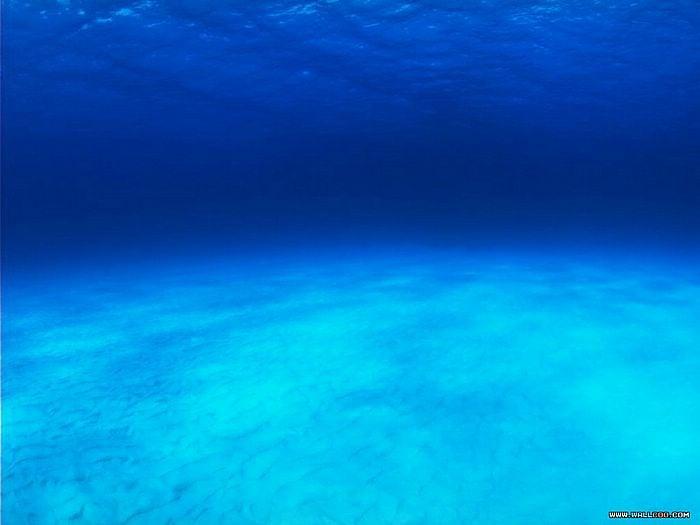 Ocean Blue Background - WallpaperSafari